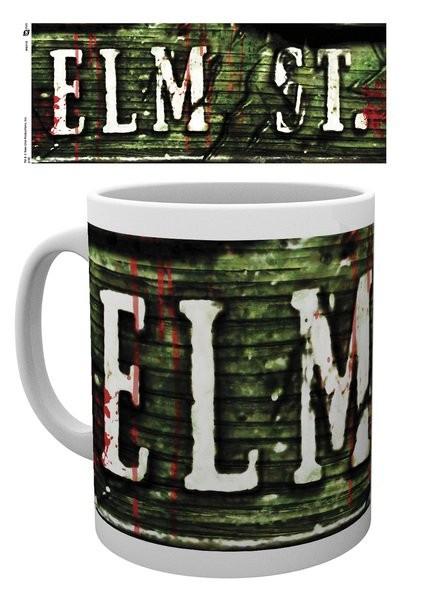 Tasse  Nightmare on Elm Street - Sign