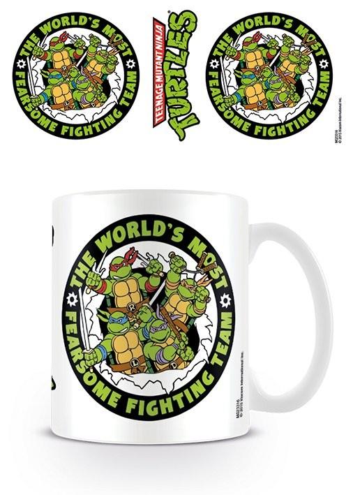 Tasse Ninja Turtles - Team