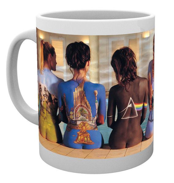 Becher Pink Floyd - Back catalogue