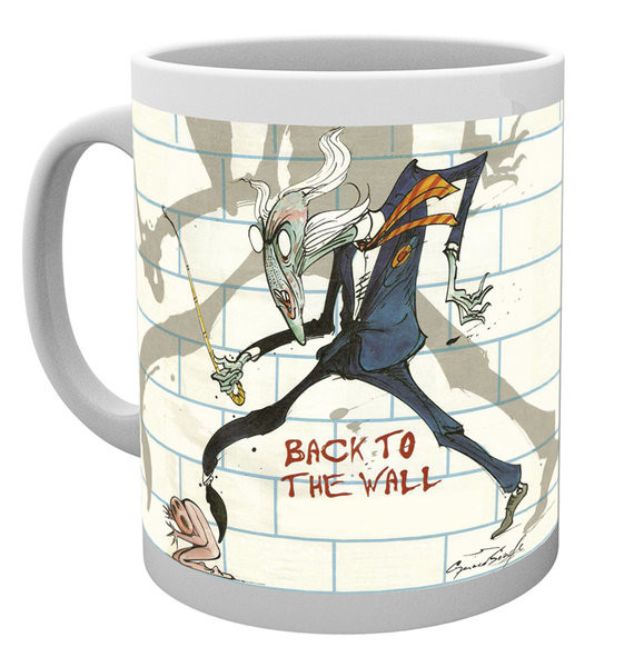 Tasse  Pink Floyd: The Wall - Back To The Wall