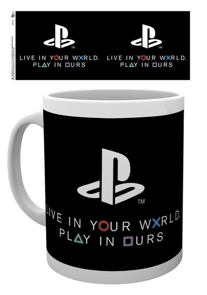 Tasse Playstation - World