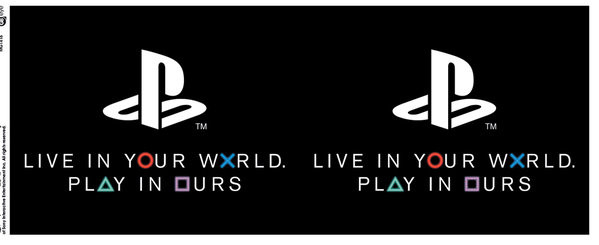 Tasse Playstation - World