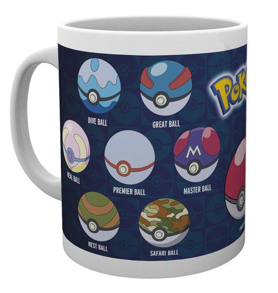 Tasse  Pokémon - Ball Varieties
