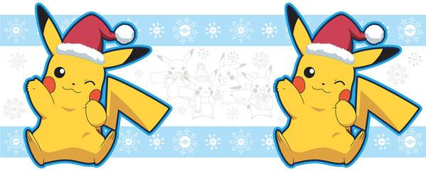 Tasse Pokemon - Pikachu Santa