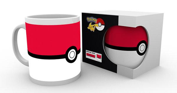 Tasse Pokémon - Pokeball