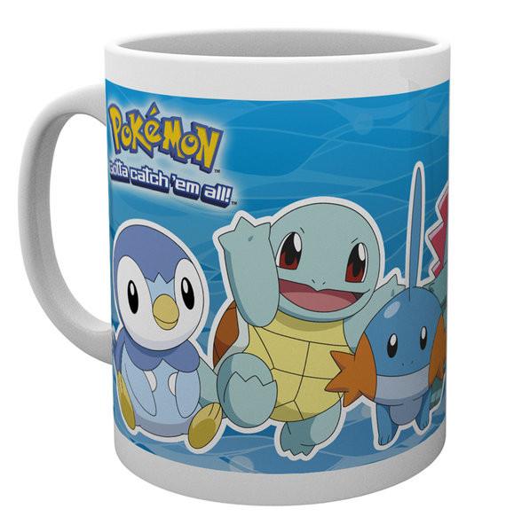 Tasse Pokémon - Water Partners