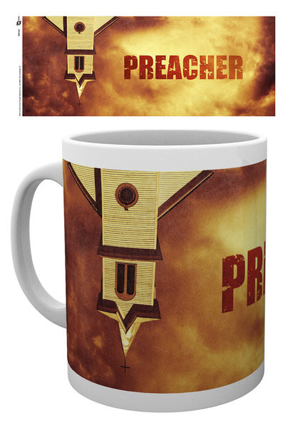 Tasse Preacher - Key Art