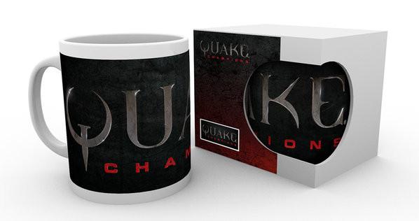 Tasse Quake - Logo
