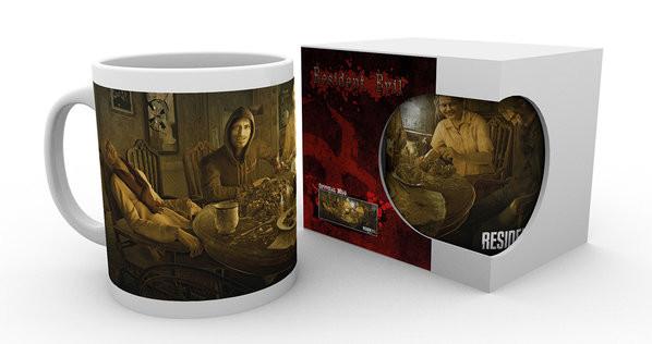 Tasse  Resident Evil - Re 7 Family