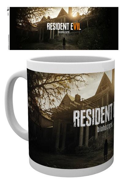 Tasse Resident Evil - Re 7 Key Art
