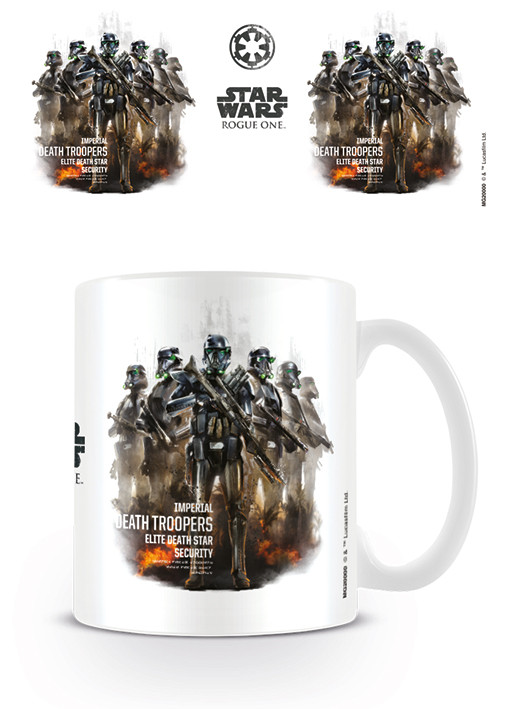 Tasse Rogue One: Star Wars Story - Death Trooper Profile