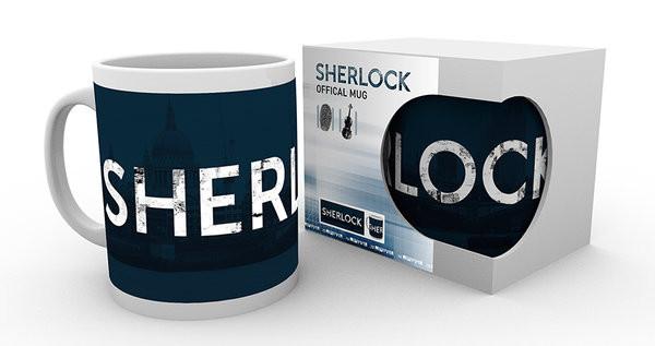 Tasse Sherlock - Logo