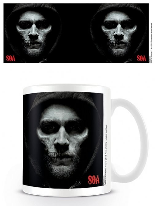 Tasse Sons of Anarchy - Jax Skull