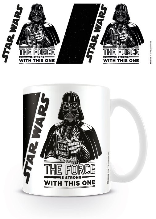 Tasse Star Wars - The Force is Strong