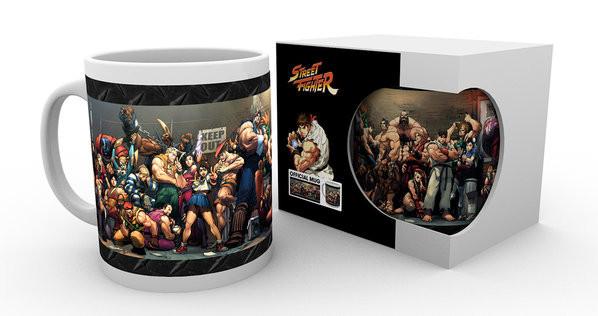 Tasse Street Fighter - Fight