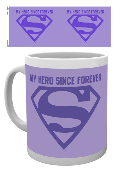 Tasse Superman - Mum My Hero
