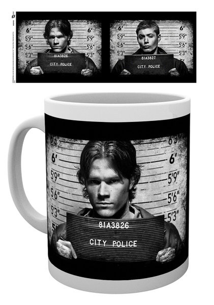 Tasse Supernatural - Mug Shots