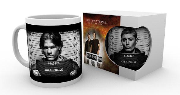 Tasse Supernatural - Mug Shots