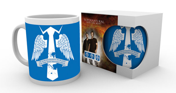 Tasse Supernatural - Wings