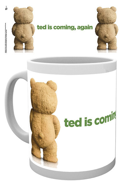 Tasse Ted 2 - Come Again