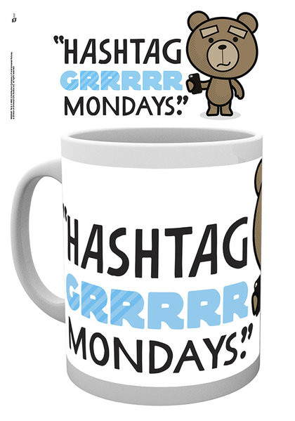 Tasse Ted 2 - Mondays