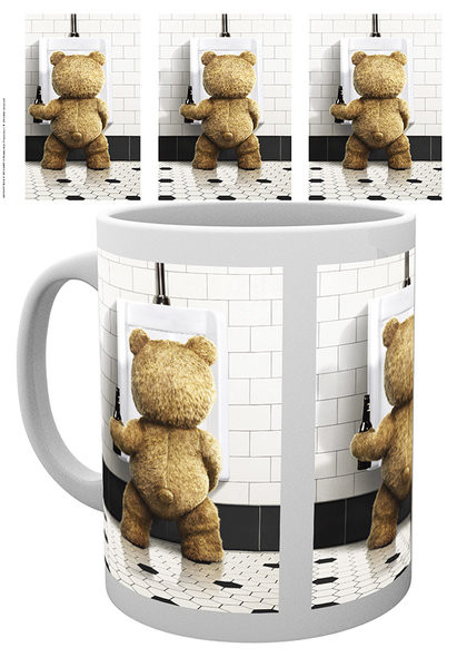 Tasse Ted 2 - Urinal