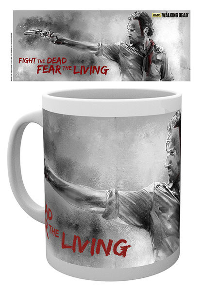 Tasse The Walking Dead - Rick