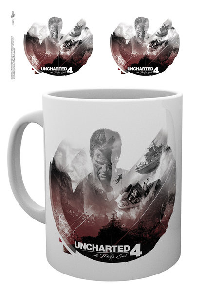 Tasse Uncharted 4 - Boats