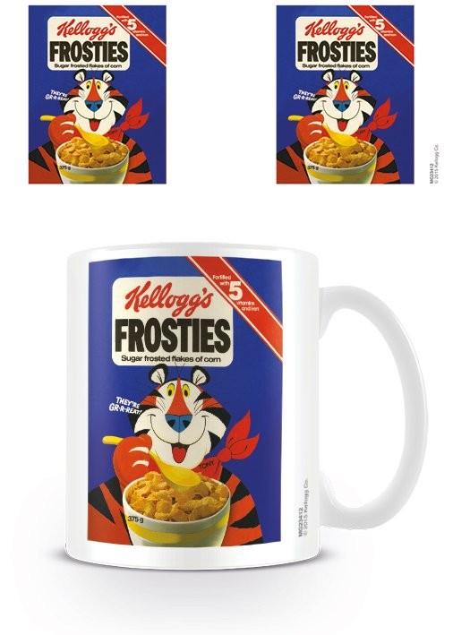 Tasse Vintage Kelloggs - Frosties - Tony Bowl