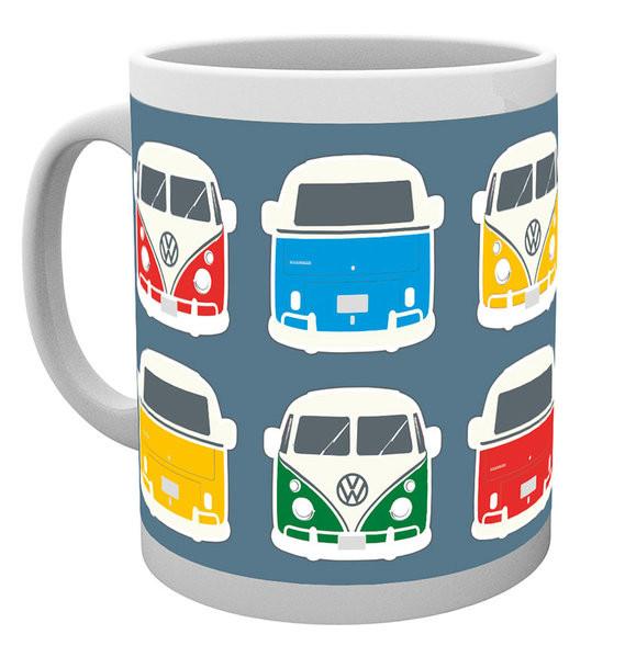 Tasse  VW Camper - Campers Colours Illustration