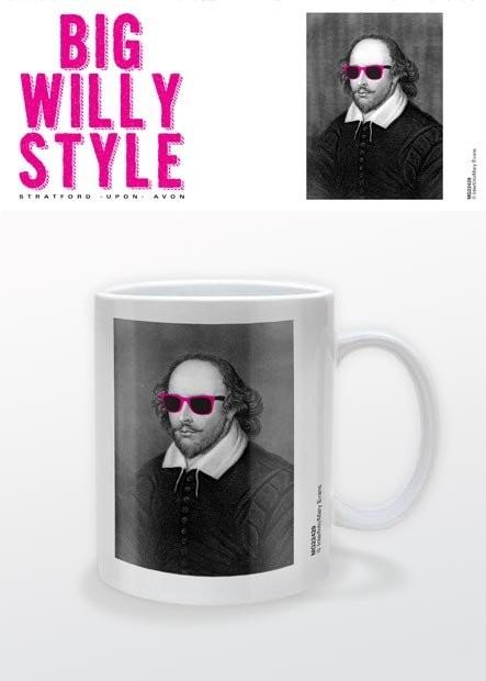 Tasse  William Shakespeare - Big Willy Style