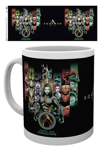Aquaman - Unite The Kingdom Tasse