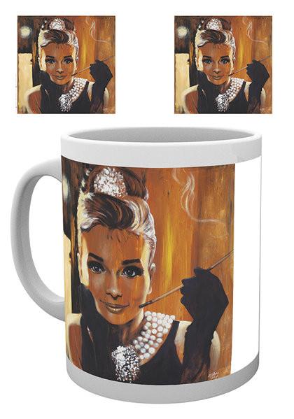 Audrey Hepburn - Breakfast, Fishwick Tasse