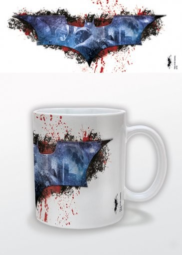 Batman The Dark Knight Rises - Splatter Tasse
