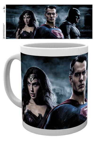 Batman v Superman: Dawn of Justice - Trio Tasse