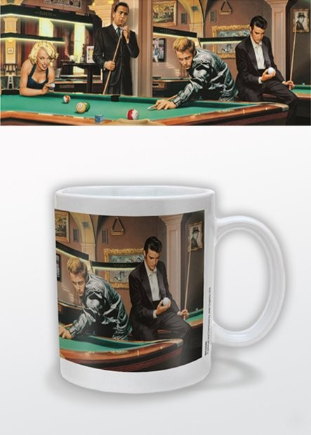 Chris Consani - Game of Fate Tasse