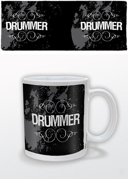 Drummer Tasse