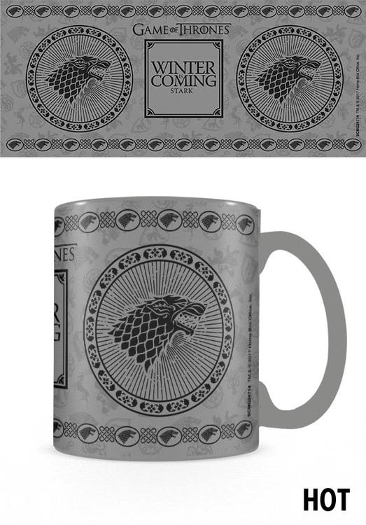 Game of Thrones - Stark Tasse