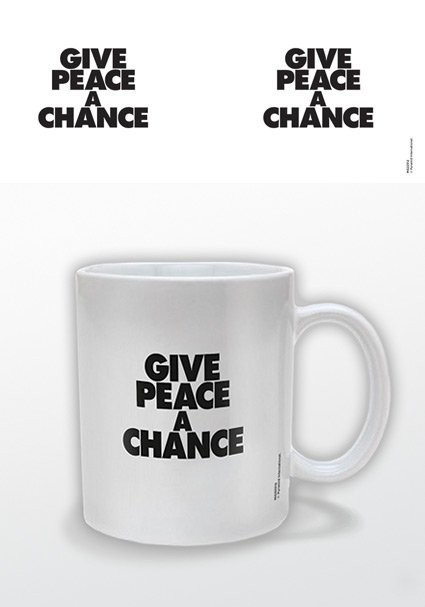 Give Peace A Chance Tasse