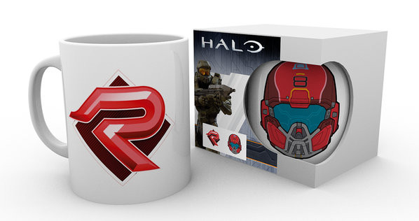 Halo 5 - PVP Red Tasse