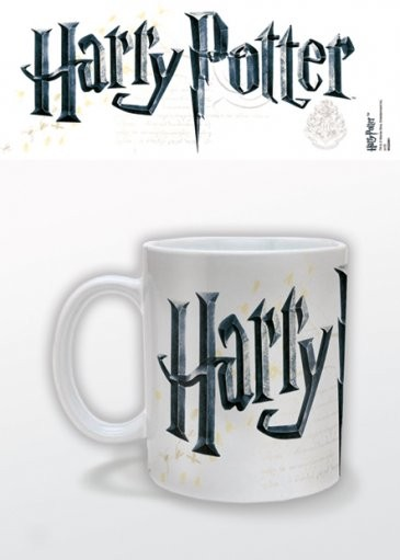 Harry Potter - Logo Tasse