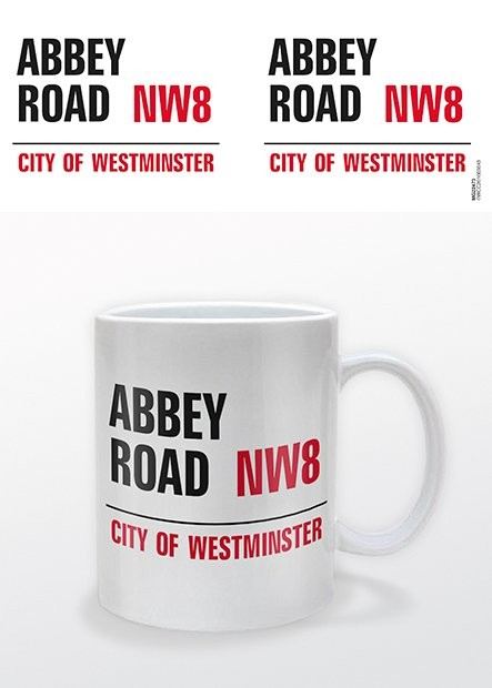 London - Abbey Road Tasse