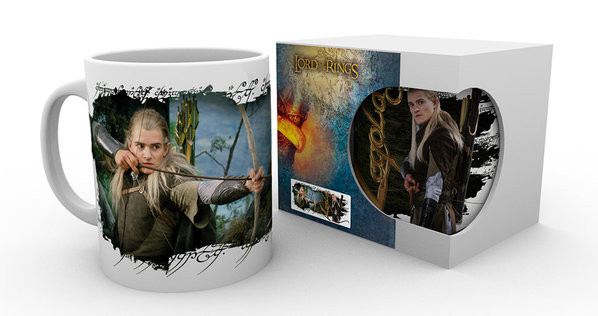 Lord of the Rings - Legolas Tasse