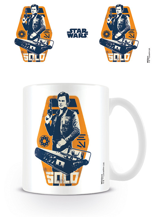 Solo A Star Wars Story - Han Icon Tasse