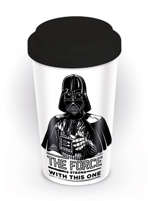 Star Wars - The Force is Strong Tasse