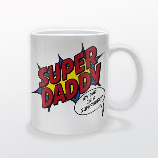 Super Daddy Tasse