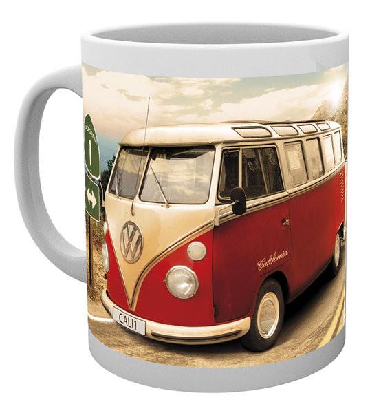 VW Camper - Route One Tasse