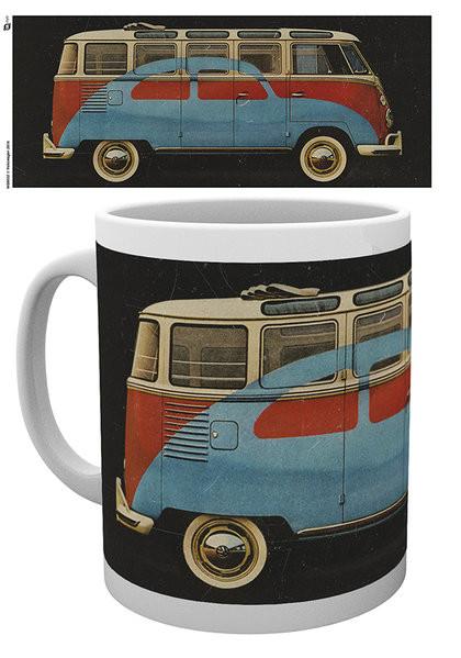 VW Volkswagen Camper - Advert Tasse