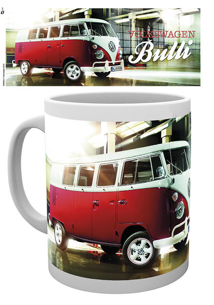 vw volkswagen camper bulli tasse acheter le sur. Black Bedroom Furniture Sets. Home Design Ideas