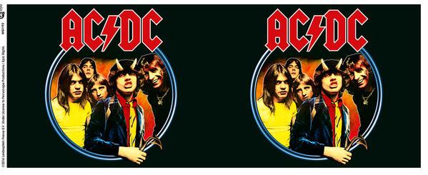 Taza  AC/DC - Band